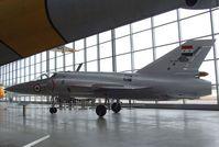 51-100 - Hispano Aviacion / Helwan Military Aircraft Factory HA-300 at the Deutsches Museum Flugwerft Schleißheim, Oberschleißheim - by Ingo Warnecke
