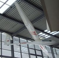 D-2929 - Akaflieg Stuttgart fs-29 TF (Teleskopflügel = telescopic wing extendable in flight from 13,3 to 19,0 m) at the Deutsches Museum Flugwerft Schleißheim, Oberschleißheim - by Ingo Warnecke