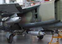 701 - Mikoyan i Gurevich MiG-23BN FLOGGER-H at the Deutsches Museum Flugwerft Schleißheim, Oberschleißheim - by Ingo Warnecke