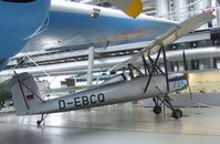 D-EBCQ @ EDNX - TH Braunschweig / Winter LF-1 Zaunkönig at the Deutsches Museum Flugwerft Schleißheim, Oberschleißheim - by Ingo Warnecke