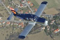 OE-DOS @ AIR TO AIR - TB10 air to air