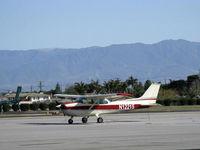 N12215 @ OXR - 1973 Cessna 172M SKYHAWK, Lycoming O-320-E2D 150 Hp - by Doug Robertson