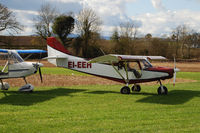 EI-EEH - At the March Fly-in at Limetree Airfield. - by Noel Kearney