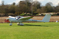 EI-DGP - At the March Fly-in at Limetree Airfield. - by Noel Kearney