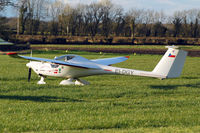 EI-DGY - At the March Fly-in at Limetree Airfield. - by Noel Kearney