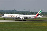 A6-EMU @ EDDM - Dubai Liner - Emirates - by Loetsch Andreas