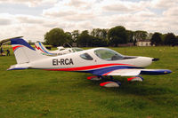 EI-RCA - Pictured at Birr Airfield, during the annual Fly-in.