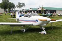 N141J @ KOSH - EAA Airventure 2010. - by Connector