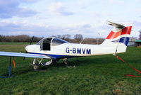 G-BMVM @ X2BM - at Lower Wasing Farm, Brimpton - by Chris Hall