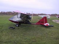 C-IAUZ @ CPG5 - Advanced ultralight - by Giles
