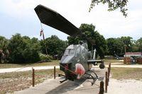 67-15722 - AH-1F located in Hillsborough Veterans Park near Tampa FL