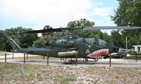 67-15722 - AH-1F at Veterans Park near Tampa on Hwy 301 south of I-4