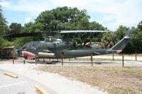 67-15722 - AH-1F in Veterans Park Tampa