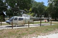 71-20748 - OH-58A in a Tampa veterans park