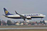 EI-EFV @ LOWS - Ryanair Boeing 737-800