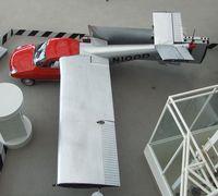 N100D - Taylor Aerocar III at the Museum of Flight, Seattle WA - by Ingo Warnecke