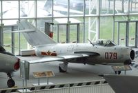 079 - Mikoyan i Gurevich MiG-15bis FAGOT at the Museum of Flight, Seattle WA