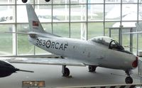 N8686F - Canadair CL-13A Sabre 5 (North American F-86) at the Museum of Flight, Seattle WA