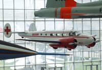 N115ME - Beechcraft C-45H Expeditor at the Museum of Flight, Seattle WA