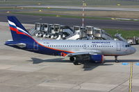 VP-BWJ @ EDDL - Aeroflot, Airbus A319-111, CN: 2179, Aircraft Name: A. Shnitke - by Air-Micha