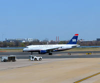 N768US @ KDCA - DCA, VA - by Ronald Barker