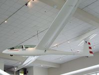 N577SF - Glaser-Dirks DG-500M at the Museum of Flight, Seattle WA