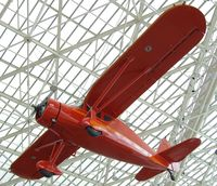 N37161 - Fairchild 24W at the Museum of Flight, Seattle WA