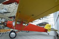 N979K - Curtiss-Wright Robin C-1 at the Museum of Flight, Seattle WA