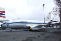 N515NA - Boeing 737-130 at the Museum of Flight, Seattle WA