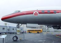 CF-TGE - Lockheed L-1049G Super Constellation at the Museum of Flight, Seattle WA
