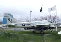 158794 - Grumman A-6E Intruder at the Museum of Flight, Seattle WA - by Ingo Warnecke