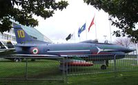 MM6244 - FIAT G.91PAN at the Museum of Flight, Seattle WA