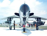 61-0176 @ PIE - Looks like a Starship from this angle - by Ironramper