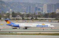 N863GA @ KLAX - Taxiing to gate at LAX - by Todd Royer