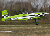 G-RVEI @ EGSV - Arrivng for the fly in. - by Matt Varley