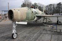 52-6476 @ MGE - F-84F - by Florida Metal