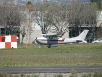 N2914F @ POC - Landing on 26R - by Helicopterfriend