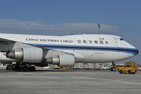 B-2461 @ LOWW - China Southern Boeing 747-400 - by Dietmar Schreiber - VAP