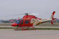 N193NT @ RBD - In town for Heli-Expo 2012 - Dallas, TX