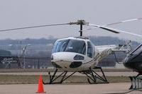 N883CH @ RBD - In town for Heli-Expo 2012 - Dallas, TX