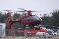 N513PH @ GPM - In town for Heli-Expo 2012 - Dallas, TX - by Zane Adams