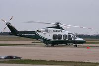 N143EV @ RBD - In town for Heli-Expo 2012 - Dallas, TX