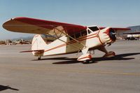 N14187 @ CCB - Cable airport, early 90's - by Nick Taylor Photography