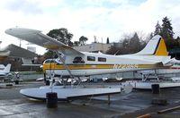 N72355 @ S60 - DeHavilland Canada DHC-2 Beaver Mk. I on floats at Kenmore Air Harbor, Kenmore WA - by Ingo Warnecke