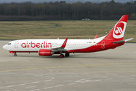 D-ABBF @ EDDK - Air Berlin - by Joop de Groot