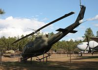 64-13693 - UH-1D Georgia Veterans Park - by Florida Metal