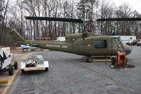 65-9840 @ MGE - UH-1D at museum at Dobbins - by Florida Metal
