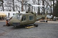 65-9840 @ MGE - UH-1 at Dobbins museum - by Florida Metal