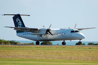 ZK-NFA @ NZNP - At New Plymouth - by Micha Lueck