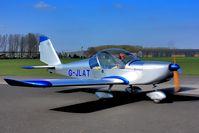 G-JLAT @ BREIGHTON - Smart finish - by glider